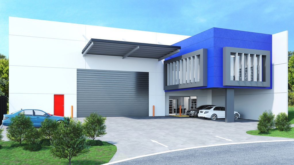Lot 2 Learoyd Road Business Park