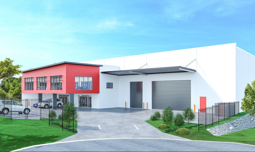 Lot 4 – Learoyd Central Business Park