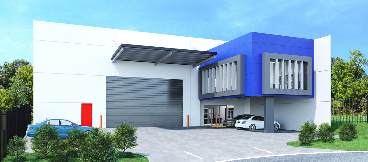 Lot 2 Learoyd Rd Business Park